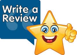 write a review icon SEO West Palm Beach